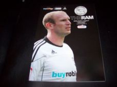 Derby County v Burnley, 2010/11